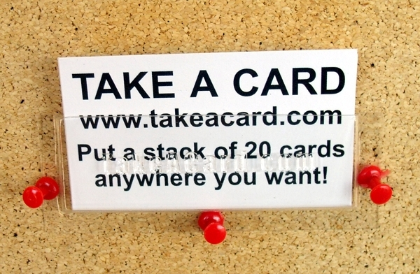 Welcome To The Official Site Of Take A Card